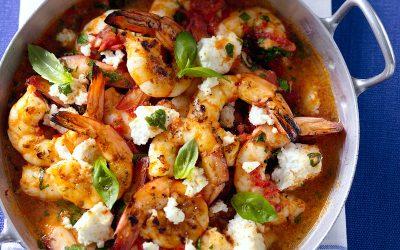 Chilli Prawns with Garlic |Healthy Recipe